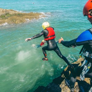 Coasteering Session - £40 p.p.
