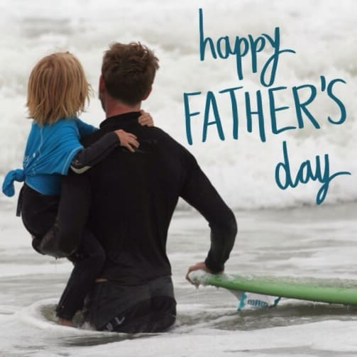 Father's Day 2019 - Dad comes Free - Croyde Surf Academy
