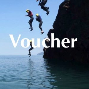Coasteering Session Voucher