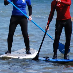 SUP in North Devon