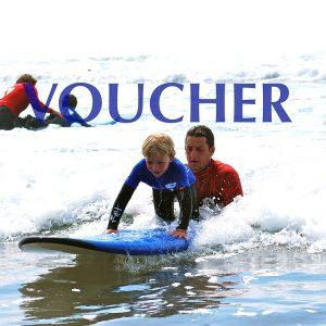 Kids Surf Lesson Voucher