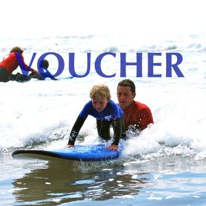 Kids Surf Lesson Voucher